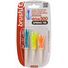 Brush t Assorted Spring Tees - 3 Pack