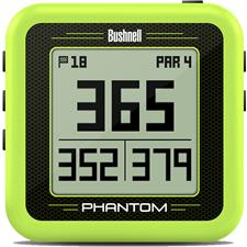 Bushnell Phantom GPS Rangefinder  - Green