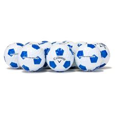 Callaway Golf Chrome Soft Truvis Blue Golf Balls