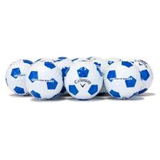 Callaway Golf Chrome Soft Truvis Blue Golf Balls