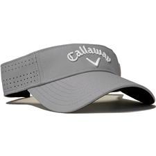 Callaway Golf Opti-Vent Visor for Women - Silver-White
