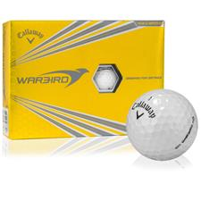 Callaway Golf Prior Generation Warbird Novelty Golf Balls