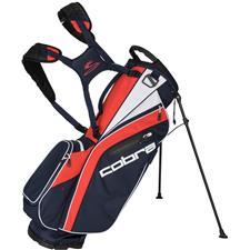 Cobra Ultralight Stand Bag - Peacoat-High Risk Red