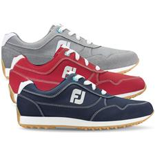 FootJoy Medium FJ Sport Retro Golf Shoes for Women