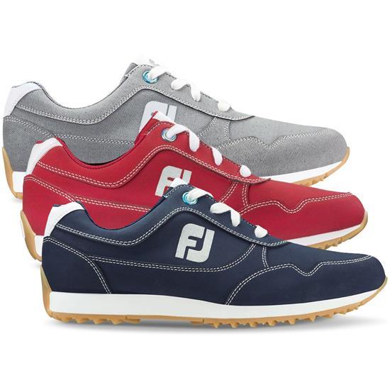FootJoy FJ Sport Retro Golf Shoes for Women
