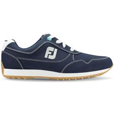 FootJoy Navy FJ Sport Retro Golf Shoes for Women
