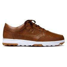 FootJoy Taupe Smooth Golf Casual Previous Season Shoes