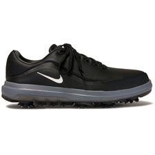 Nike Black-Metallic Silver-Challenge Red Air Zoom Precision Golf Shoe