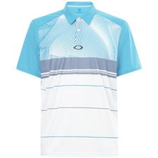 Oakley Men's Aero Motion Block Polo