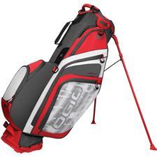 Ogio Cirrus Stand Bag - Rush Red