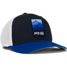 02b59dc993b PING Men s Mountain Patch Hat - Royal