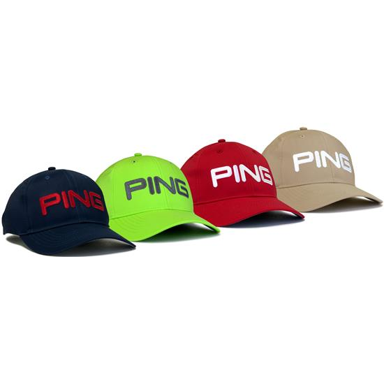 PING Men's Tour Light Hat - 2018 Model
