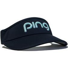 PING Visor for Women - Navy-Mint