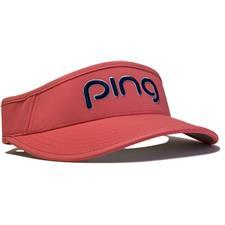 PING Visor for Women - Peony-Navy