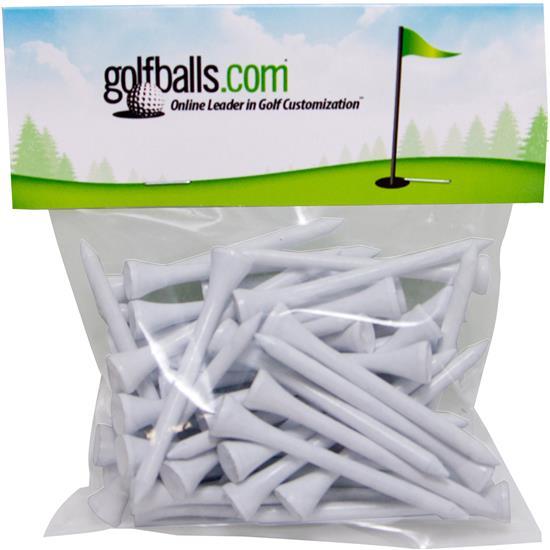 Premium 2 3/4 Inch Golf Tees