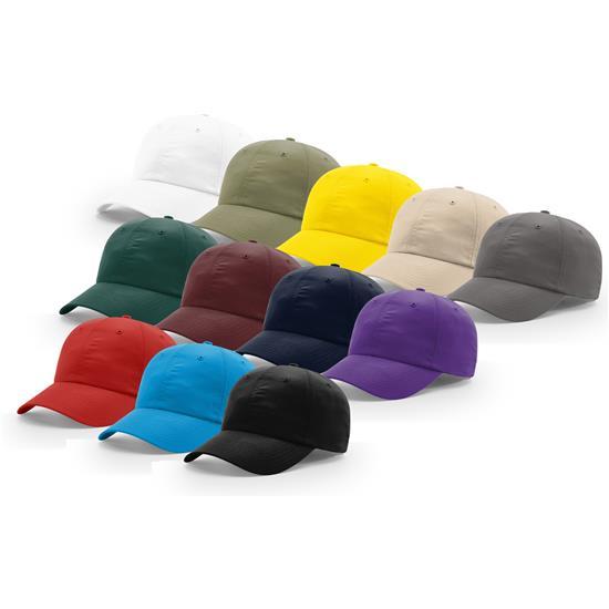 Richardson Men s 220 Unstructured Fit Golf Hats Golfballs.com f10a015efca