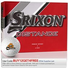 Srixon Custom Logo Distance Golf Balls