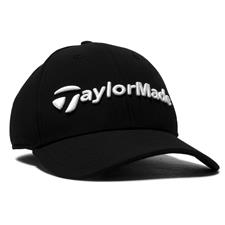 Taylor Made Men's Performance Seeker Personalized Hat - Black