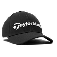Taylor Made Men's Performance Seeker Personalized Hat - Charcoal