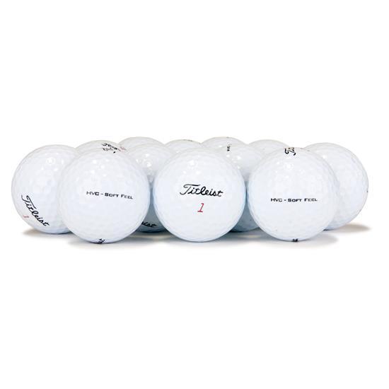 Titleist HVC Soft Feel Overrun Golf Balls