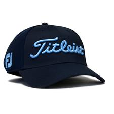 Titleist Men's Tour Sports Mesh Hat - Navy-Light Blue - Medium/Large