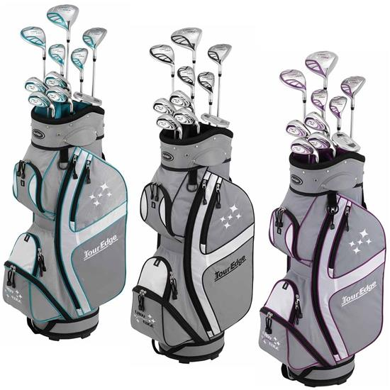 Tour Edge Lady Edge Complete Set for Women