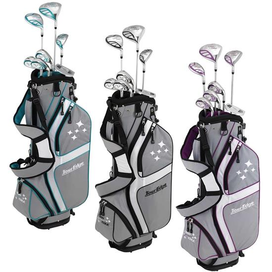 Tour Edge Lady Edge Starter Set for Women