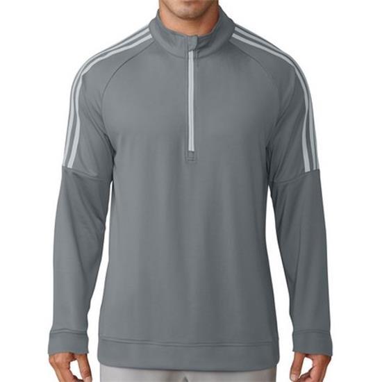 Adidas Men's Classic 3-Stripes 1/4 Zip Pullover