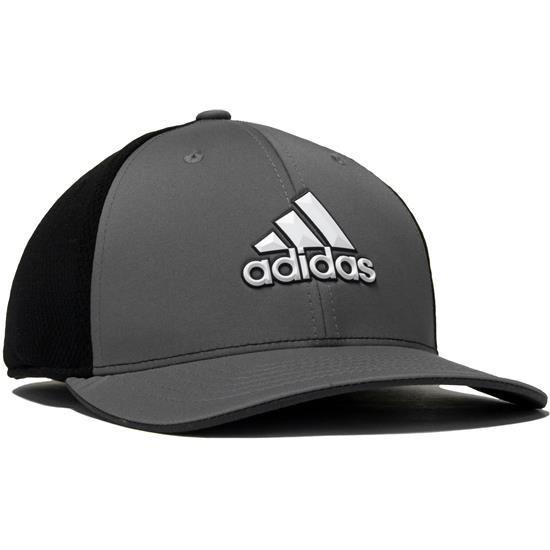 ac62a3d488a Adidas Men s ClimaCool Tour Hat - Gray Four - Large X-Large ...