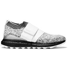 Adidas White-White-Trace Grey Crossknit 2.0 Golf Shoe