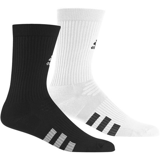 Adidas Men's Golf Crew Socks - 2 Pack