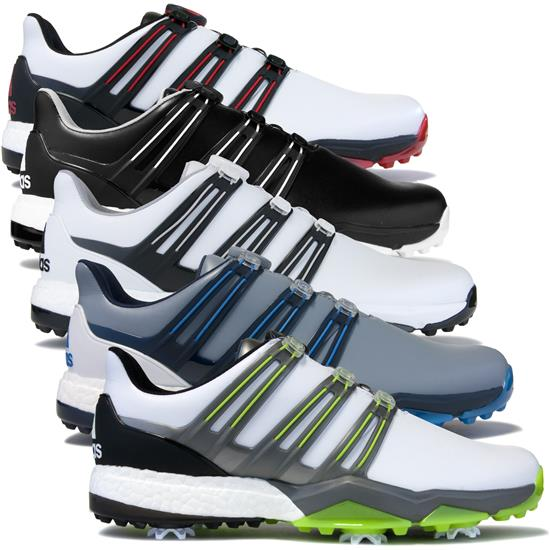 8383d772185391 Adidas Men s Powerband BOA Boost Golf Shoes Golfballs.com