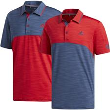 Adidas Men's Ultimate 365 Heather USA Polo