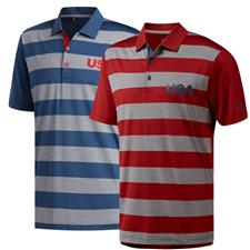 Adidas Men's Ultimate 365 Rugby USA Polo