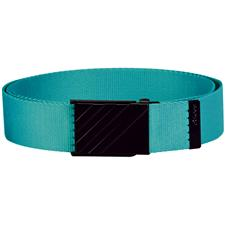 Adidas Webbing Belt - Hi-Res Aqua - One Size Fits Most