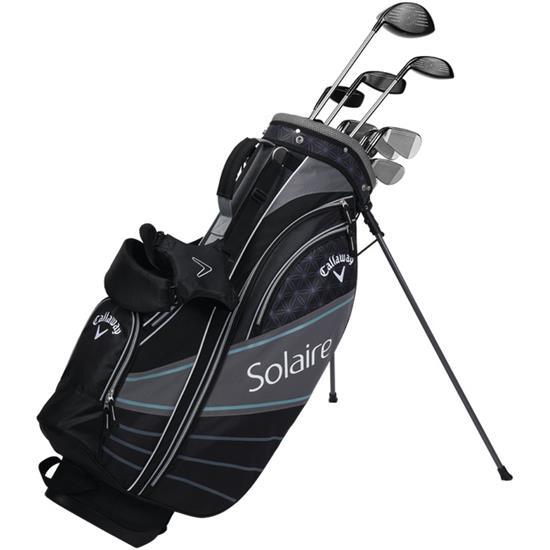 Callaway Golf Solaire Sport 11-Piece Set for Women