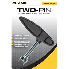 Champ Golf Two-Pin Spike Wrench