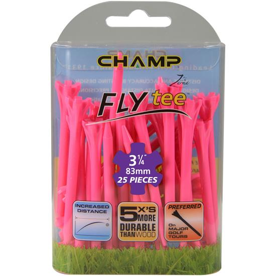 Champ Golf Zarma FLYtee - 3 1/4 Inch - 25 CT
