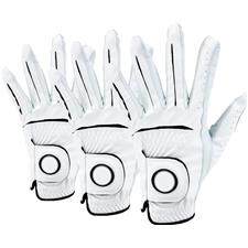 Classic Combo Leather Golf Glove - Buy 2 Get 1 Free