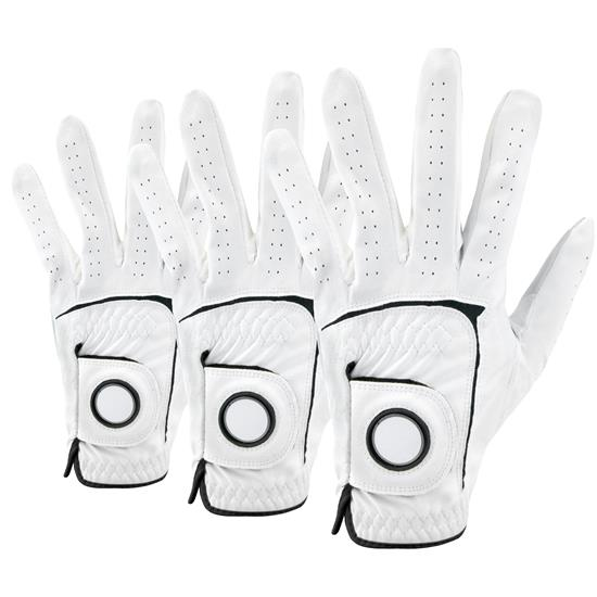 Classic Synthetic Leather Golf Glove - Buy 2 Get 1 Free