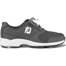 FootJoy Men's Athletics Spikeless Golf Shoe - Grey - 11 Medium