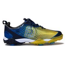 FootJoy Blue-Black-Yellow Freestyle 2.0 Previous Season Style Golf Shoes