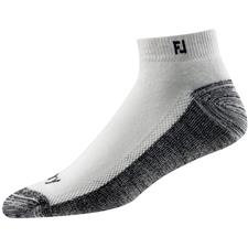 FootJoy Men's ProDry Sport Socks - White - Size 7-12