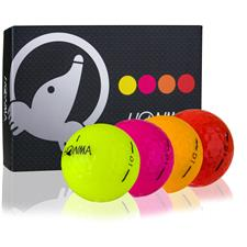 Honma D1 Multi-Color Golf Balls