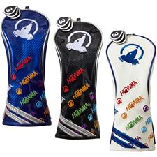 Honma HE-1807 Fairway Wood Headcover