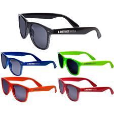 Logo Custom Logo Carbon Fiber Retro Sunglasses