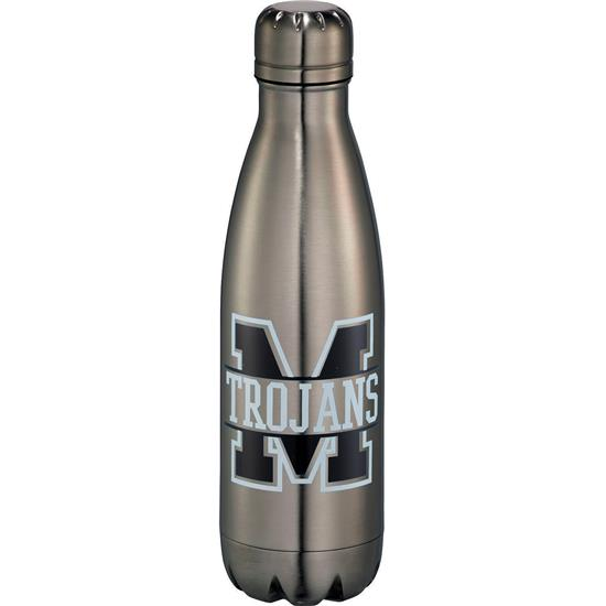 Logo Copper Vacuum Insulated 17oz Bottle