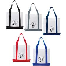 Logo Custom Logo Everyday Basic Tote