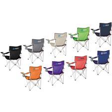 Logo Custom Logo Fanatic Event Folding Chair