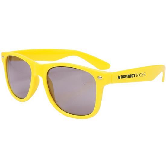 Logo Glossy Sunglasses